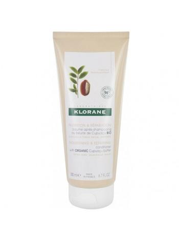 Клоран Бальзам для волос С органическим маслом купуасу 200 мл Klorane (С92294)