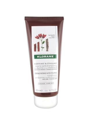 Клоран Бальзам-ополаскиватель для волос с экстрактом ХИНИНА и витаминами В укрепляющий 200 мл