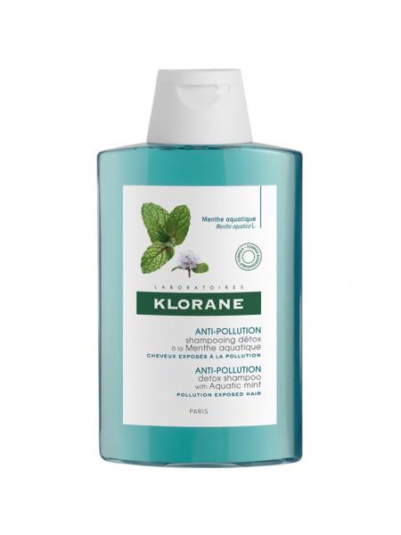 Клоран Шампунь-Детокс для волос с экстрактом водной мяты 200 мл